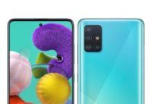 Harga dan Spesifikasi Samsung Galaxy A51