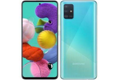 Spesifikasi Samsung Galaxy A51 Biru