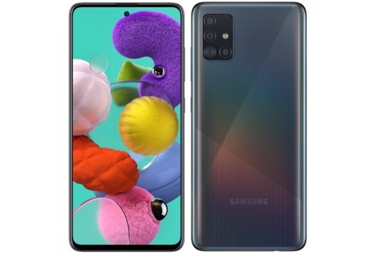 Harga Samsung Galaxy A51 Hitam