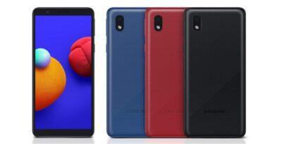 Harga Samsung Galaxy A01 Core pilihan warna