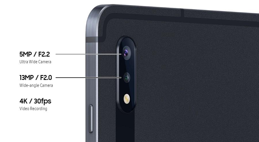 Spesifikasi Samsung Galaxy Tab S7