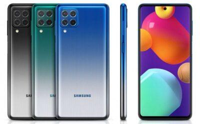 Spesifikasi Samsung Galaxy M62 ponsel dengan baterai terbesar