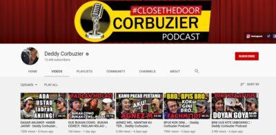 channel dengan upload rutin dan thumbnail menarik