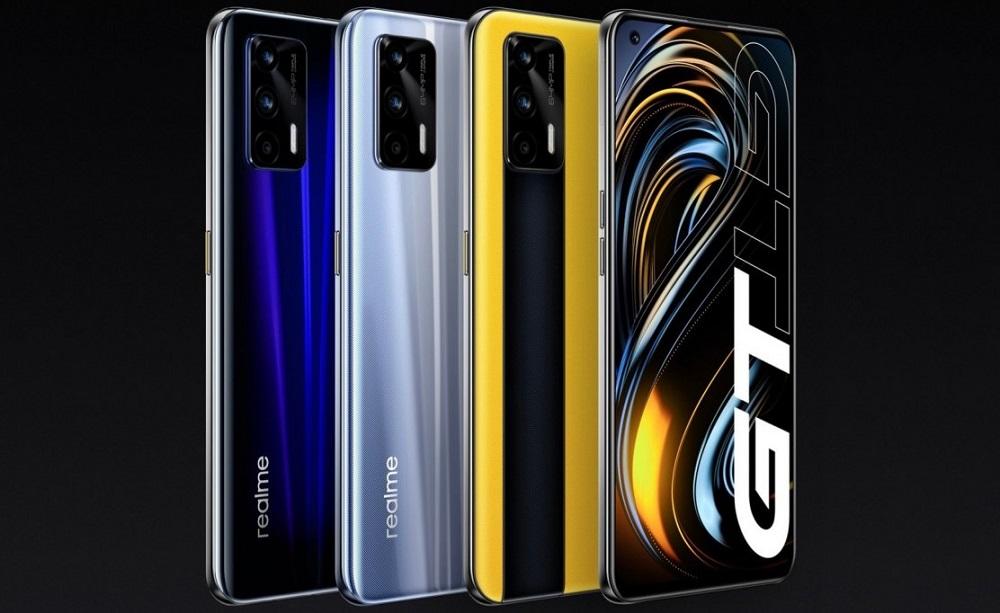 Spesifikasi Realme GT 5G