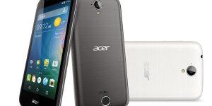 4 HP Android Murah Acer dengan Specs Menggiurkan