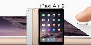 Apple iPad Air 2, Lebih Tipis dan Lebih Cepat