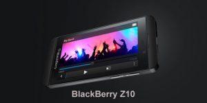 BlackBerry Z10 - Ponsel Flagship Harga Turun 50%