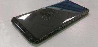 Wow, Bocoran Foto Samsung Galaxy S8, Semakin Futuristis