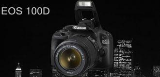 Harga, Spesifikasi, dan Preview Canon EOS 100D