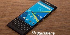 Daftar Harga Smartphone BlackBerry Terupdate Desember 2016
