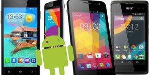 Pilihan HP Android Termurah 2015