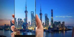 Xiaomi Mi MIX, Smartphone Konsep yang Bisa Segera Kita Dapatkan