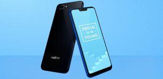 Realme C1 bisa menjadi HP Android harga 1 jutaan terbaik di 2018 ini, simak spesifikasinya!