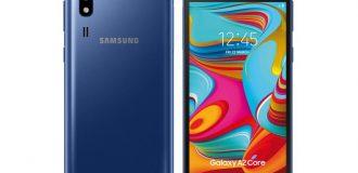 Harga HP Android Go terbaru dari Samsung hanya 1 jutaan