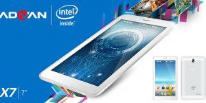 "Advan Vandroid X7 - Tablet Murah Fitur ""Lengkap"""