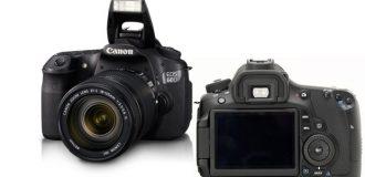 Harga, Spesifikasi, dan Preview Canon EOS 60D