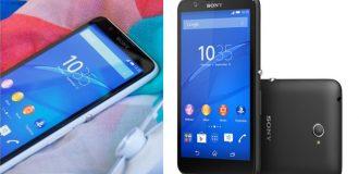 Sony Xperia E4 - Semua Info Spesifikasi dan Harga, Mahal?