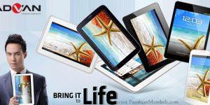 Harga Tablet Advan Vandroid Semua Tipe + Spesifikasi