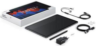 Preview & Harga Samsung Galaxy Tab S7 dan S7+