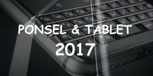 Kompilasi Kabar Smartphone yang Menarik Awal Februari 2017