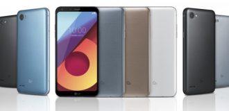LG Q6, Alternatif Flagship G6 dengan Layar FullVision