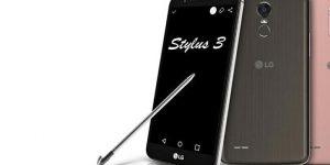 Ini Spesifikasi LG Stylus 3, Layar Masih Kurang Greget