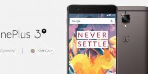 OnePlus 3T Meluncur, Kamera Selfie Terbaik Harga Masih Terjangkau