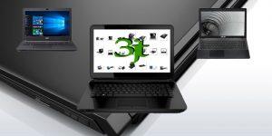 Pilihan Laptop 3 Jutaan