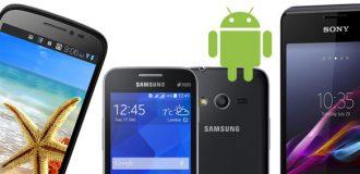 Pilihan Smartphone Android Harga 1 Jutaan