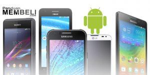 5 Pilihan HP Android Terbaik Harga 1 Jutaan - 1.5 Juta, Update 2016