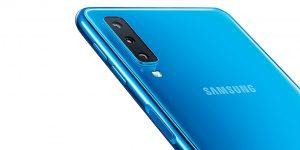 Spesifikasi & Harga Samsung Galaxy A7 (2018)