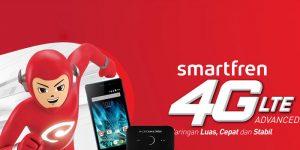Smartfren 4G LTE, Ini Detail Harga dan Spesifikasinya
