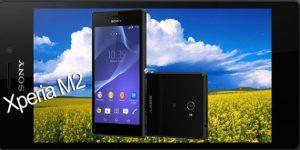 Sony Xperia M2, Review Harga dan Spesifikasi