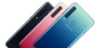 Spesifikasi & Harga Samsung Galaxy A9 (2018), Ponsel dengan 5 Kamera