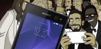 Sony Xperia C3, Smartphone Selfie Terbaik?