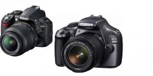 Kamera DSLR Termurah dari Canon dan Nikon