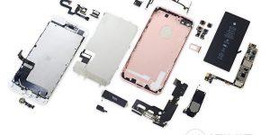 Inilah Spesifikasi Internal iPhone 7 Plus Setelah Dibongkar